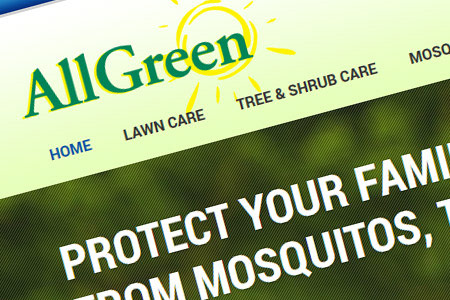 Lawn Care Web Design NH