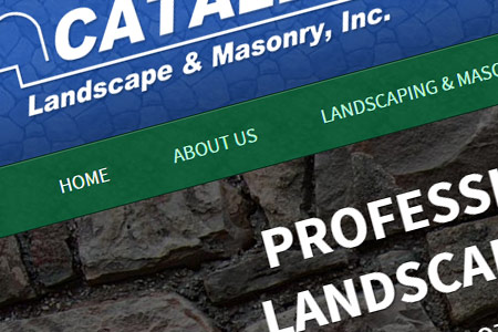 Landscaping Web Design NH
