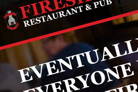 Restaurant Website Design NH