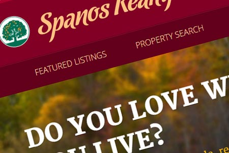 Real Estate Website Design NH
